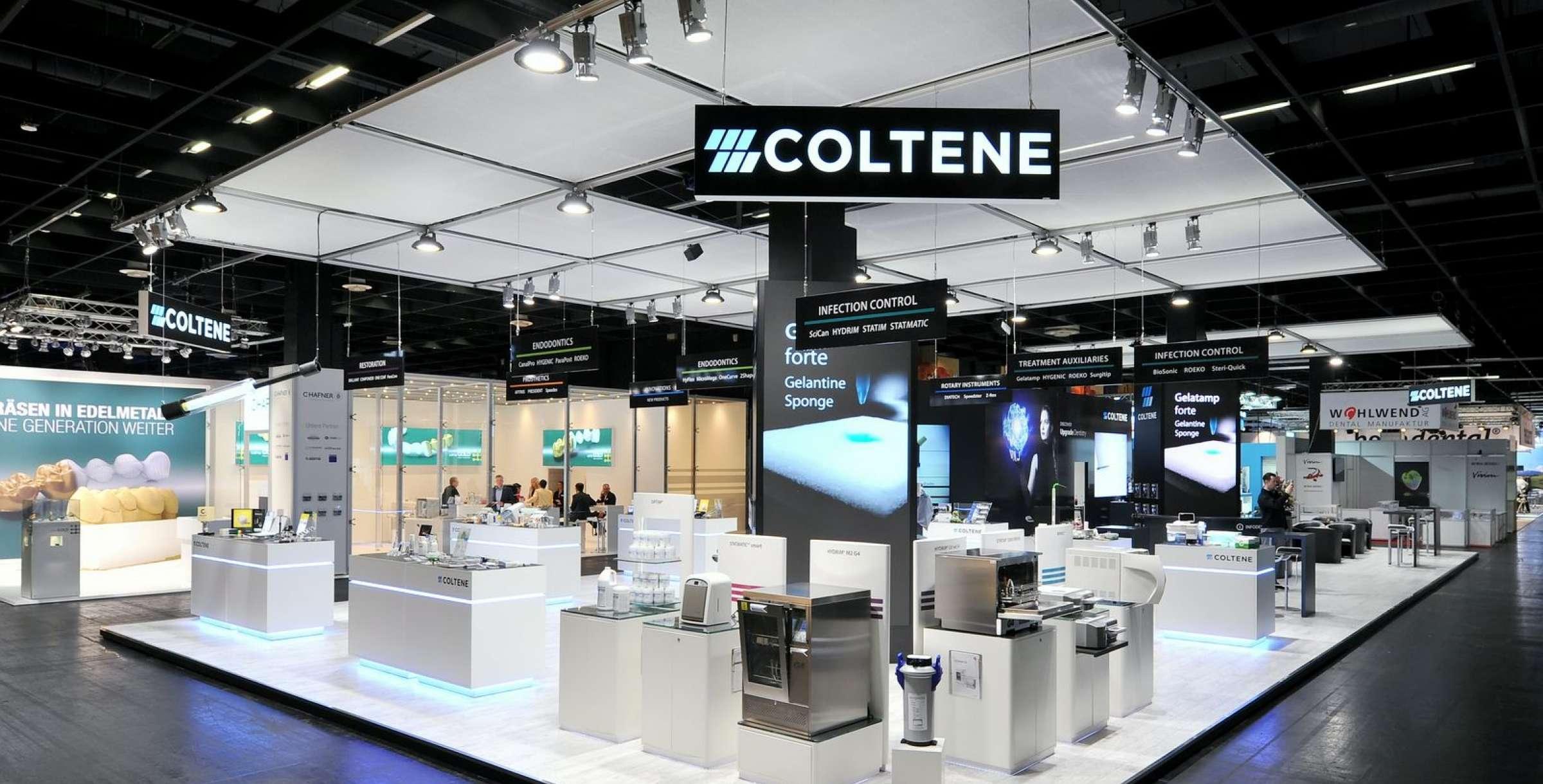 Coltène Whaledent IDS Köln