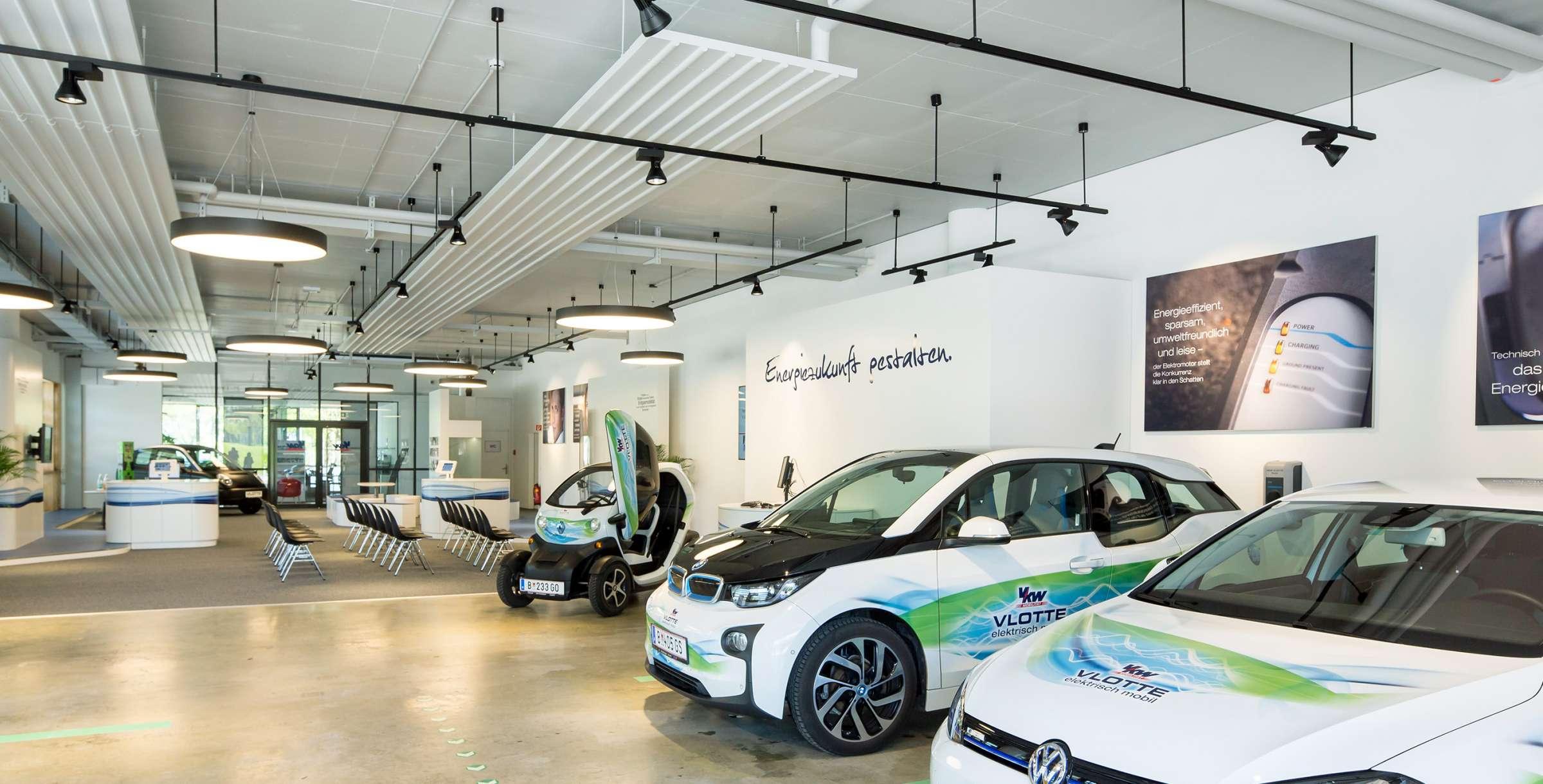 Illwerke VKW Mobilitätszentrale Bregenz