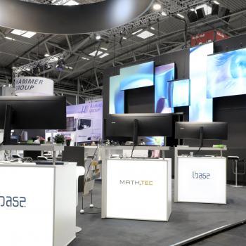 lbase / Axians ICT Austria GmbH Transport Logistic München