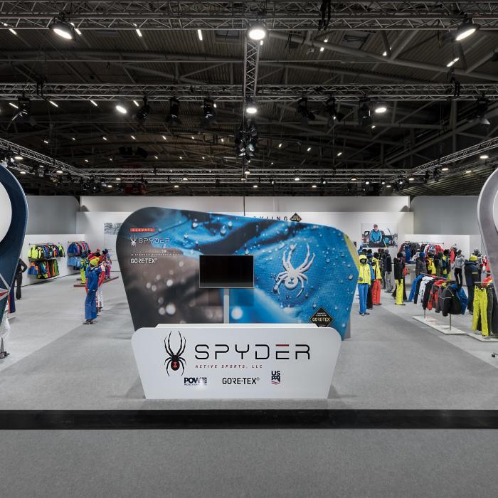 Spyder ISPO 2018