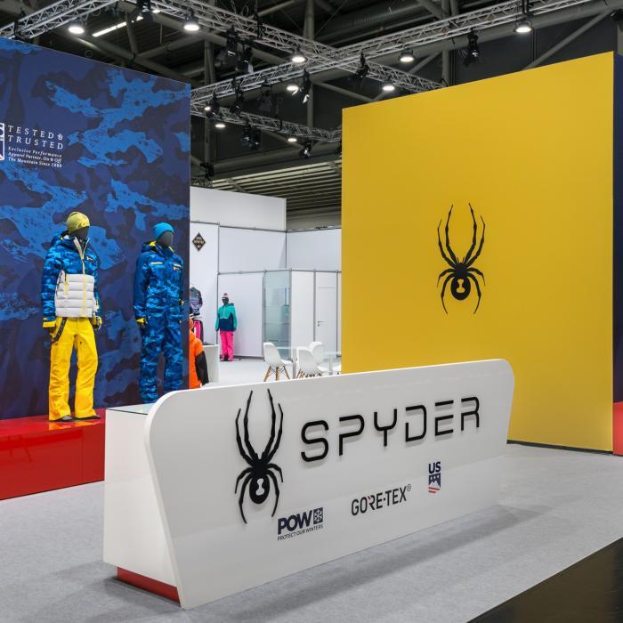 Spyder ISPO Munich