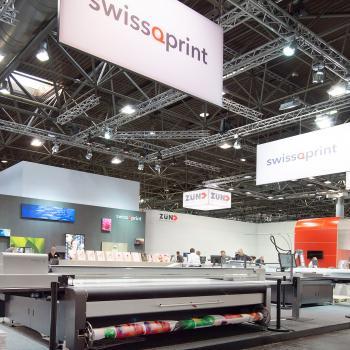 swissQprint AG Drupa Düsseldorf
