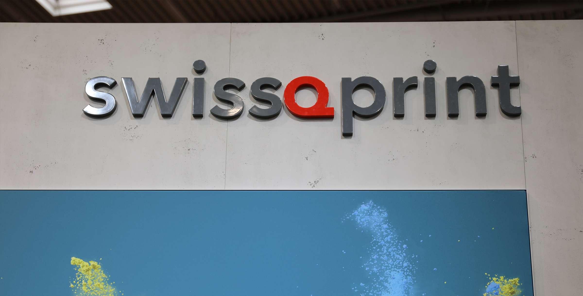 swissQprint AG Fespa München